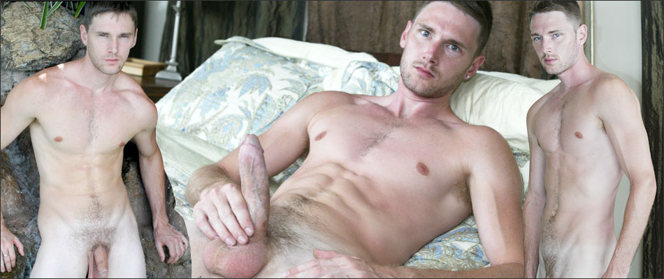 <strong>James Kelly</strong><br/>James is at his room and feels horny so this handsome guy starts to tease, touches his cock and does what he does best, stroke his cock until he unloads his fresh jizz for a satisfying pleasure.He definitely likes it but would be better if you give him a hand.